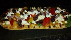 Bayona Cafe | Greek Flatbread