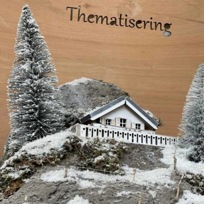 thematisering intoWood