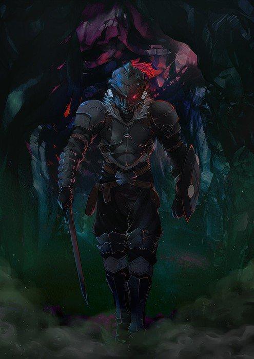 Goblin Slayer  Fantasia Dark Tem Anime Anunciado