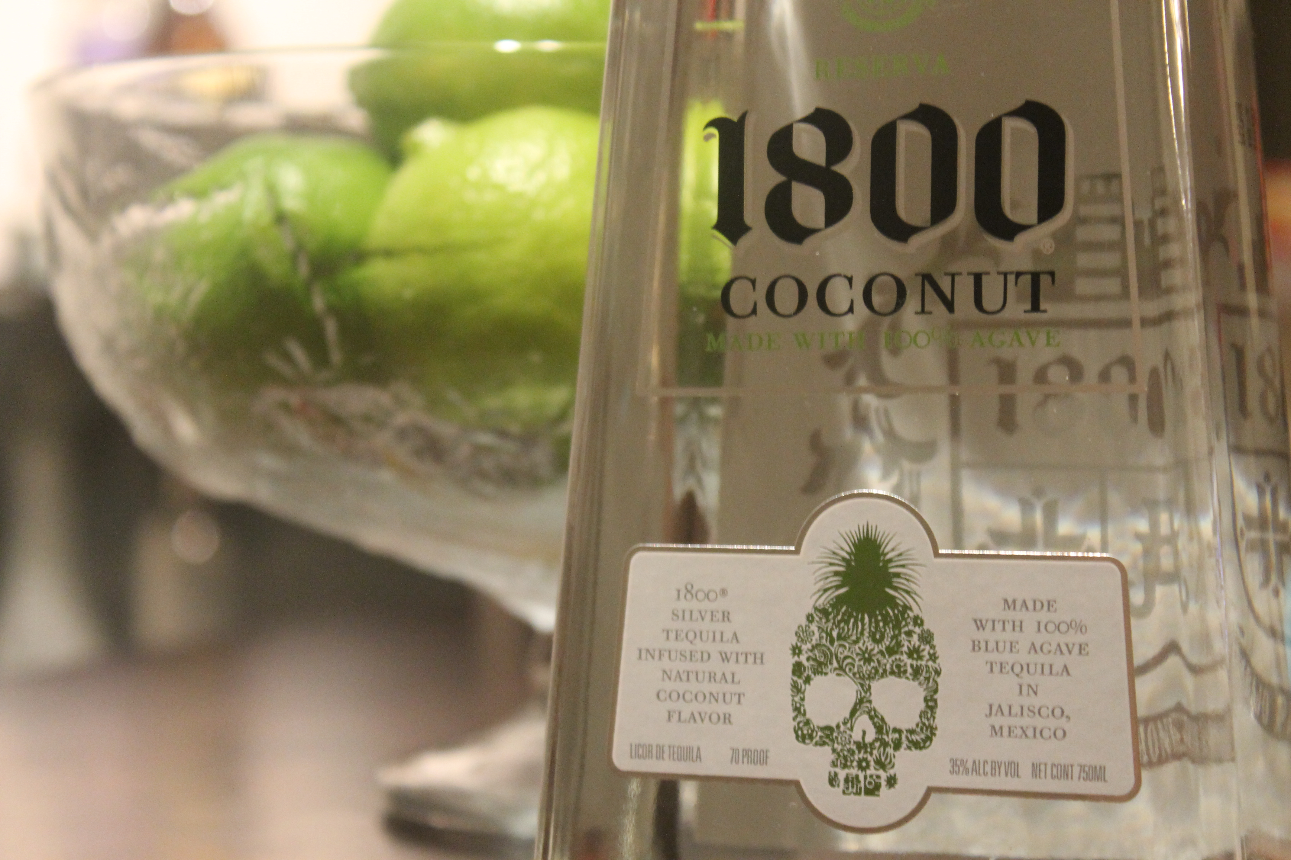 1800 Coconut Tequila Review