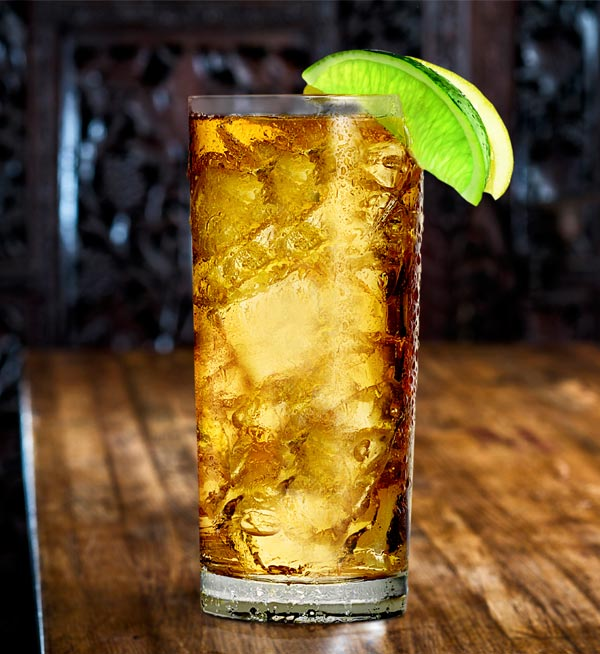 Big Ginger Cocktail