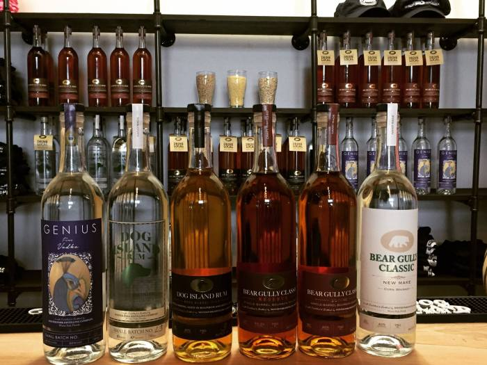 Florida Craft Distilleries