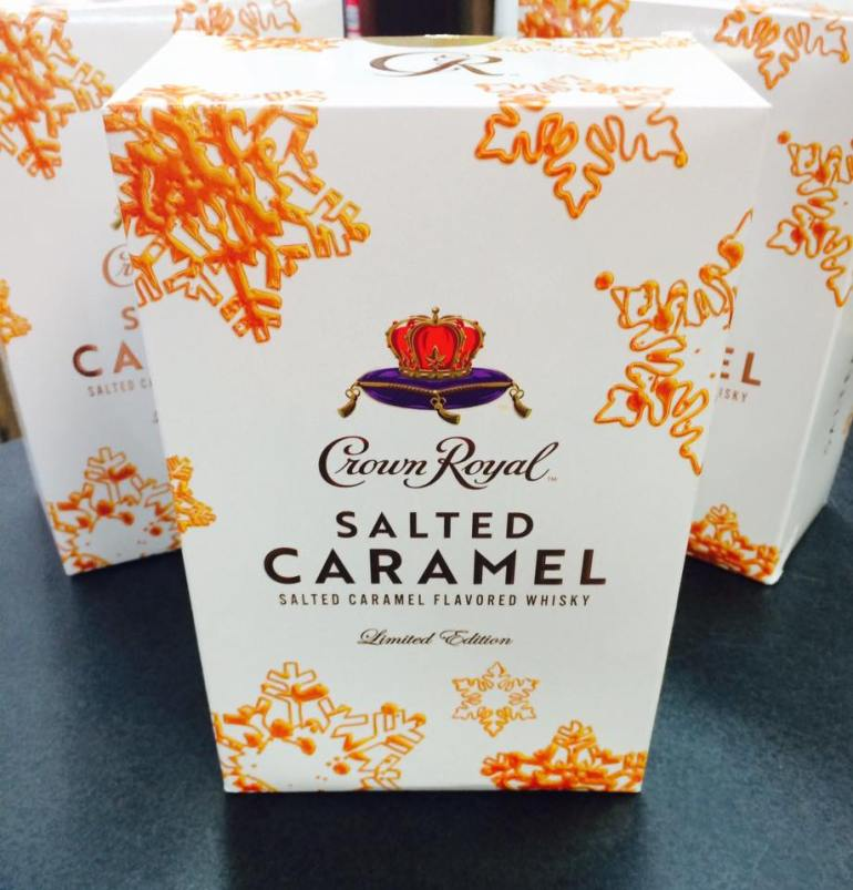 Crown Royal Salted Caramel