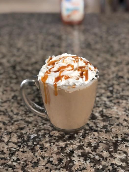 Rumchata and coffee