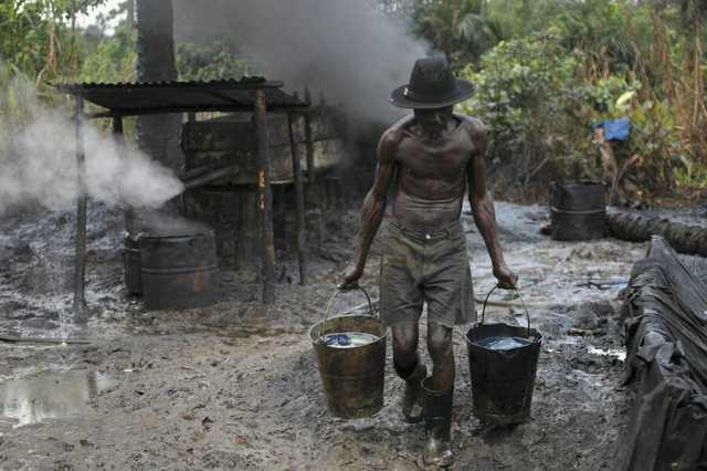 Oil Theft in Nigeria