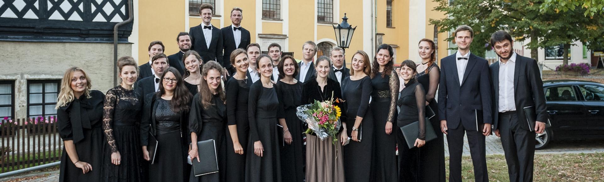 «young choral miracle».Ekaterina Biryukova, colta.ru