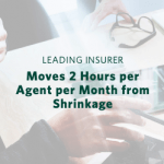 Leading Insurer Reduces Shrinkage