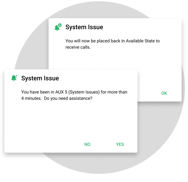 software-prompt-system-issue