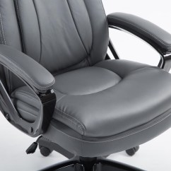 Heavy Duty Gaming Chair Bucket Dining Room Chairs Office Platon 180kg Executive