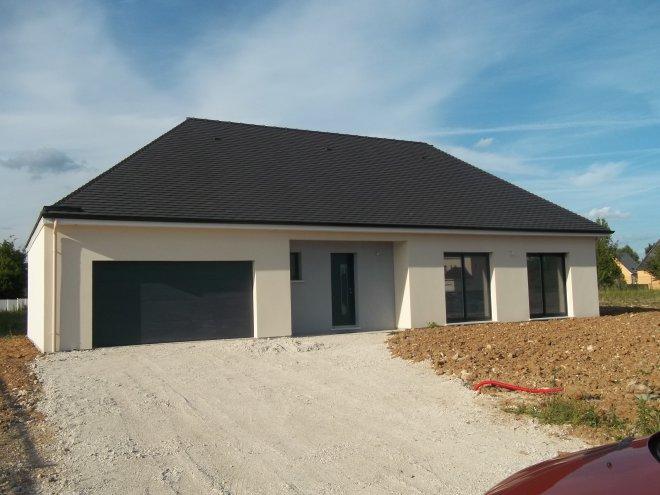 Maison De Plain Pied 27 14417 Gueudry