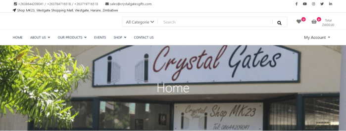 Crystal Gates & Gifts