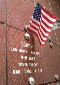 9-11 Hero - Sonny