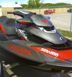 my 2013 sea doo gtx limited is 260 without boat licence numbers [ 1134 x 847 Pixel ]