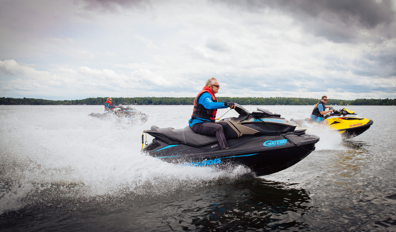 hight resolution of how to start a sea doo with icontrol