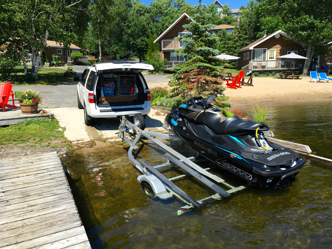 hight resolution of discover best sea doo launching tips at boat ramps