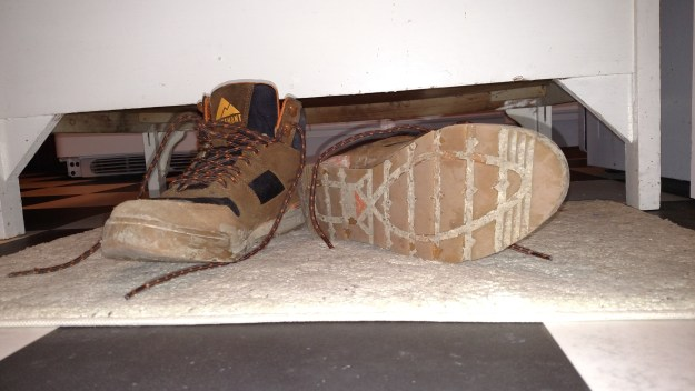Muddy Ridgemont Outfitters Monty Hi Hiking boots