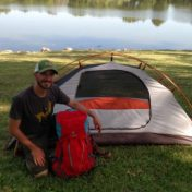 All the gear I'll need for the Great River Trail Trash Trek