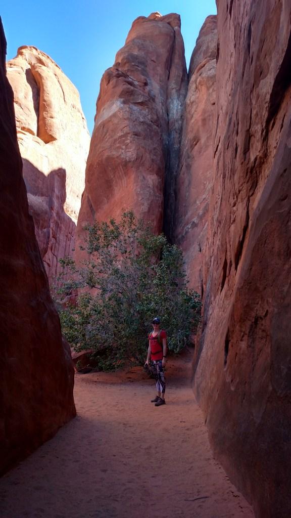Sand Dune Trail.