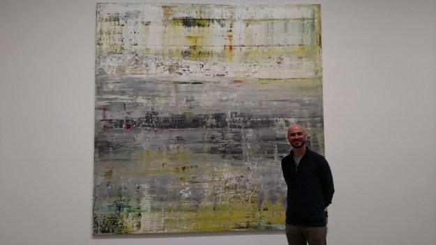 """Gerhard Richter's """"Cage 5."""""""