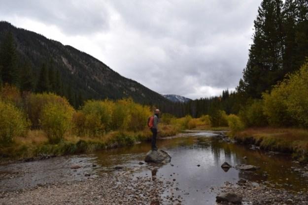 Hiking in Colorado - North Tenmile Trail