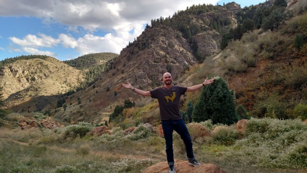 Hiking in Colorado- Huntsman Gulch