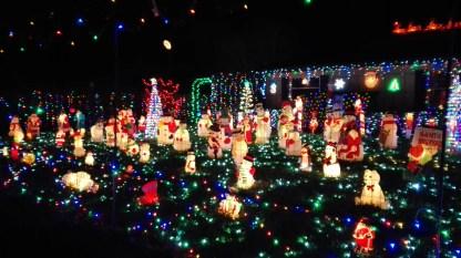 downtown ocala during christmas