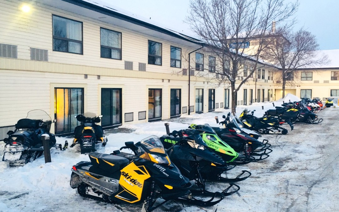 Finding Snowmobile Friendly Accommodations