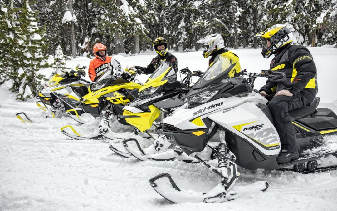 Ski Doo Accessories Customize Your Ride
