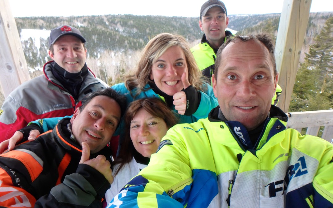 Snowmobiling Separation Anxiety Disorder