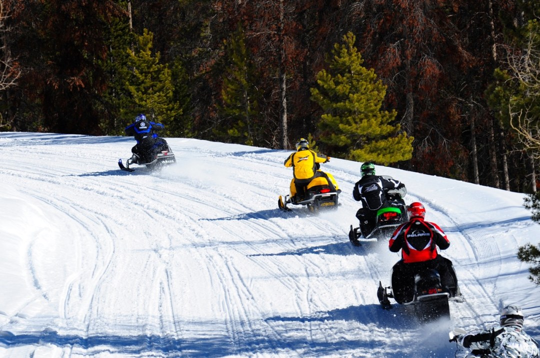 buy used snowmobiles from 2008