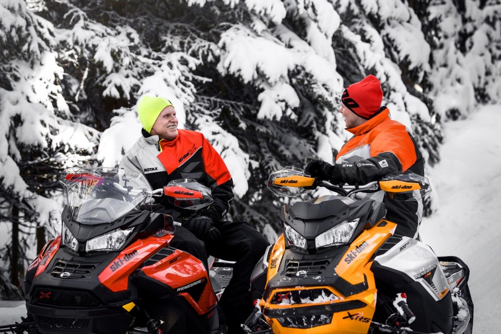 fine tuning new snowmobiles makes snowmobiling more enjoyable
