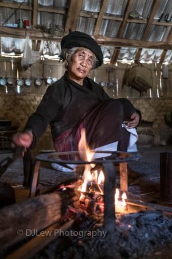 Bulang woman, 64 yrs old