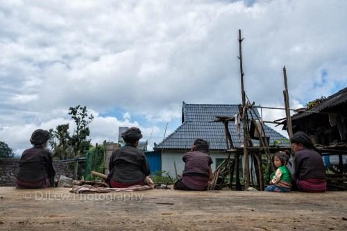 Bulang village