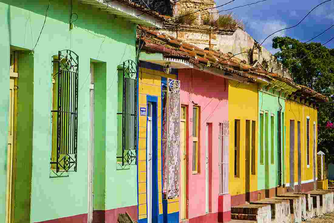 Casa Particular Cuba Trinidad Beautiful Cuba Intrepid Travel