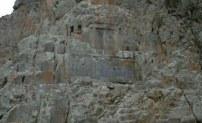 искусственные скальные ниши с потолочным перекрытием