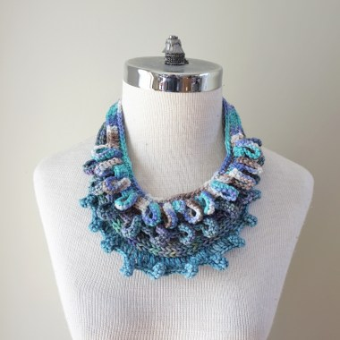 accent 3 scarf combo blue