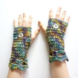 elegant-arm-warmer-blue-green-mix