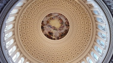 The Dome of the Capitol.