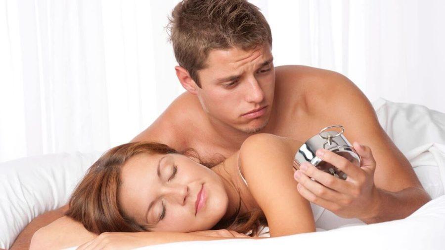удовлетворить потребности девушки в постели
