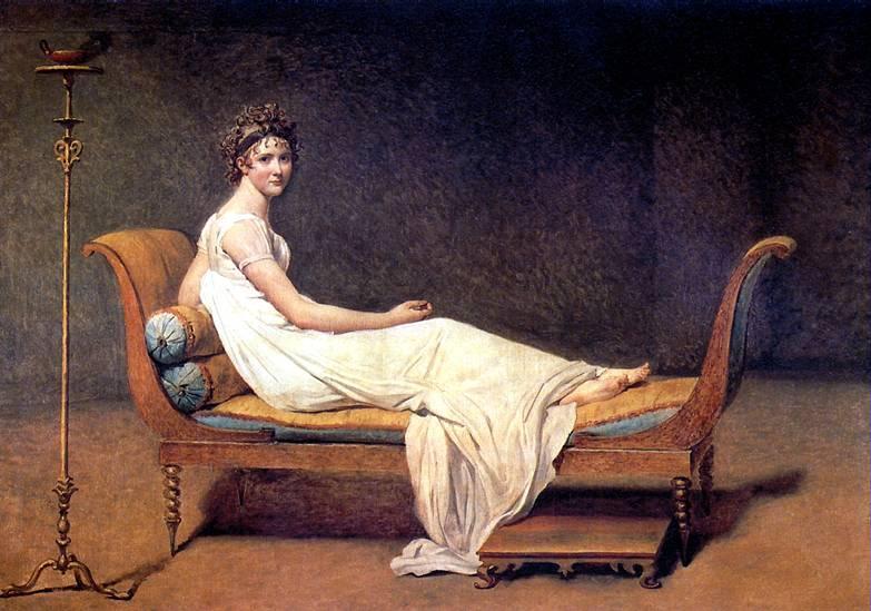 Мадам Жюли Рекамье