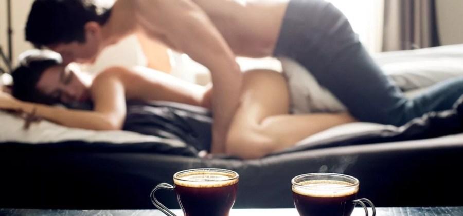 Секс с утра