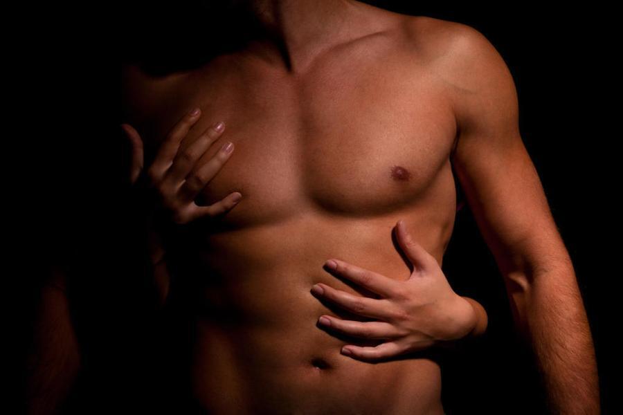 как делать сексуальный массаж
