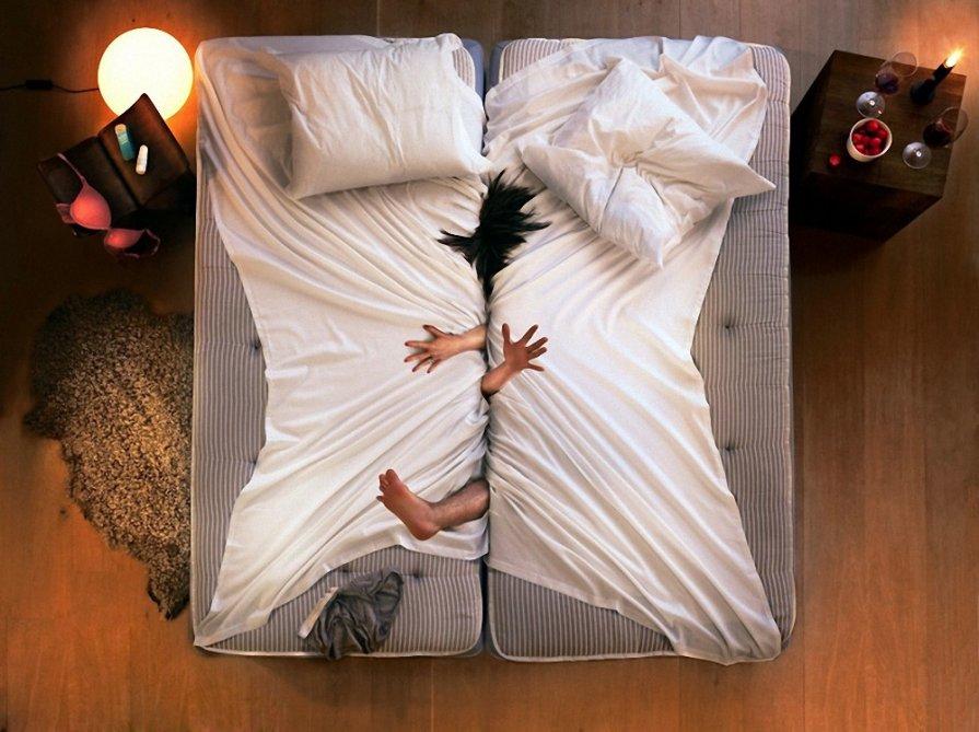 Вакуумная кровать