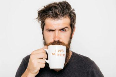 Влияние кофе на мужчин или непростая жизнь кофеголика