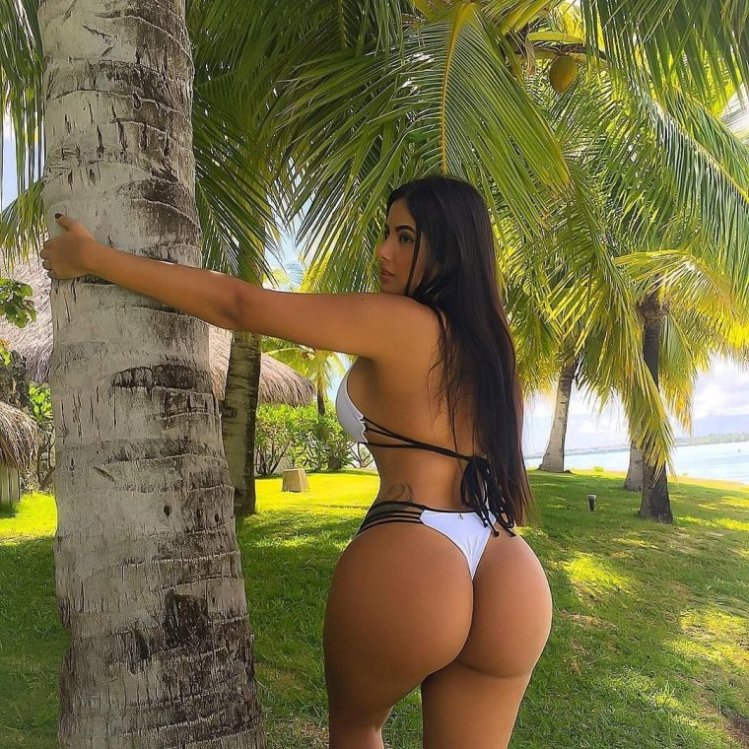 The big ass booty