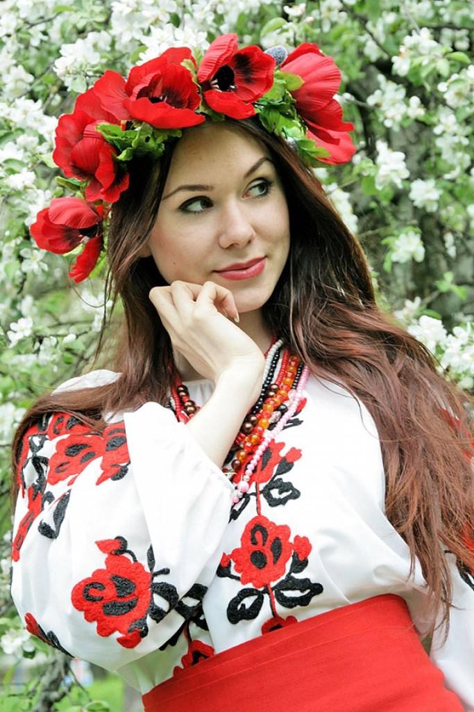 Почему украинки самые красивые? ТОП самых красивых украинок