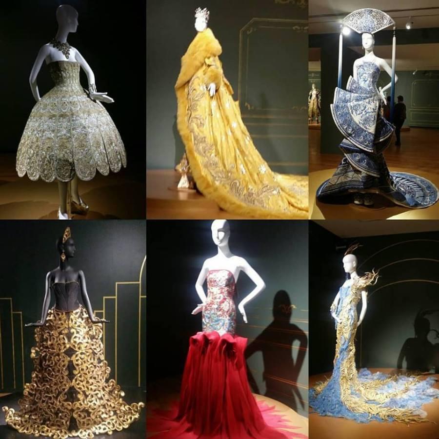 Guo Pei Vancouver Art Girl King