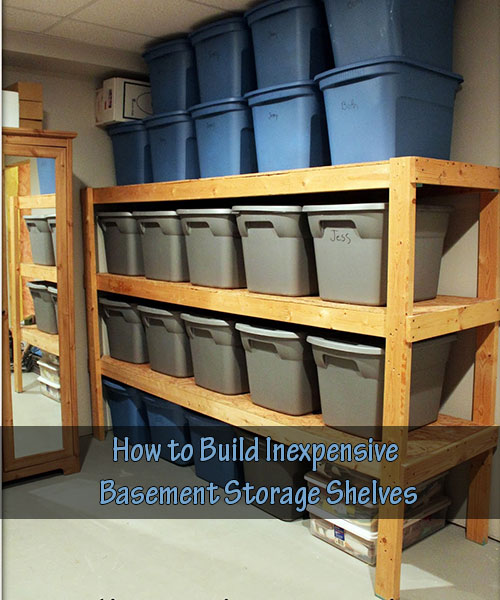 build your own storage shelves listitdallas rh listitdallas net