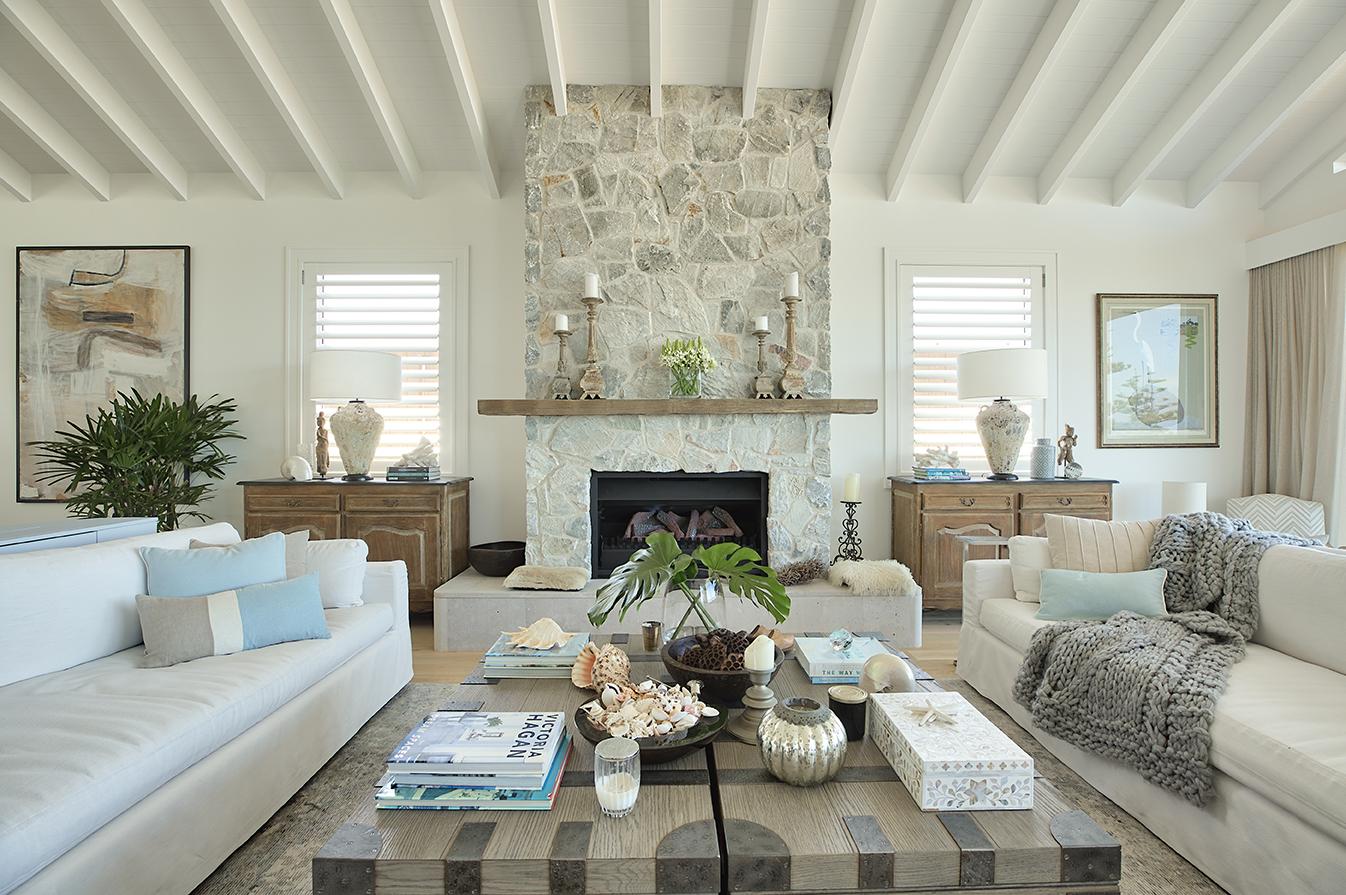 Deborah Huttons Coastal Home  Intrim Mouldings