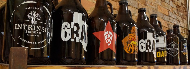 Growler Intrinsic Brewpub